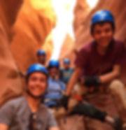Family friendly Moab Arches Canyonlands slot canyons antelope canyon canyoneering