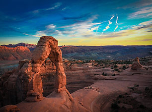 Canva - Delicate Arch in Arches National