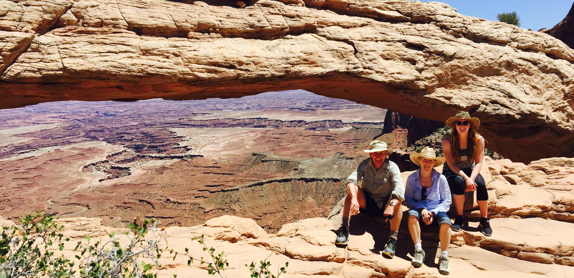 Canyonlands National Park Tour