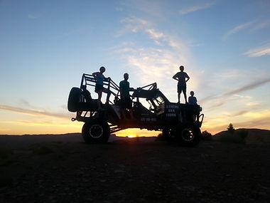 Xtreme 4x4 Tours Moab best 4x4 off road tours