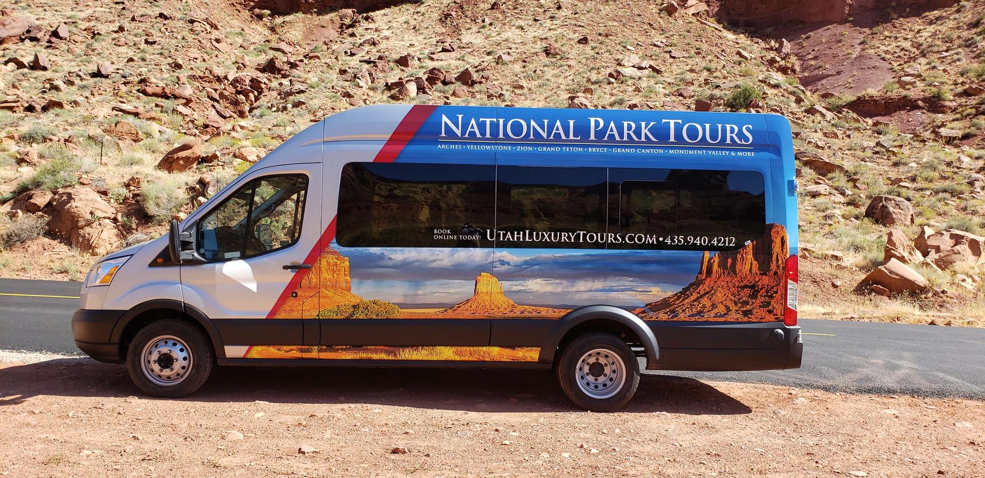 Canyonlands & Arches National Park Tours