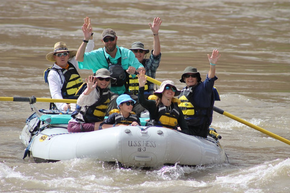 Family Friendly Rafting
