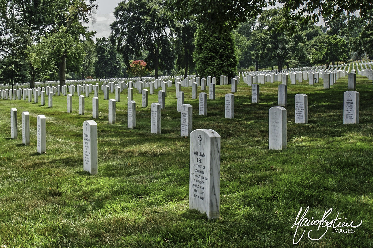 Cimetière National Arlington
