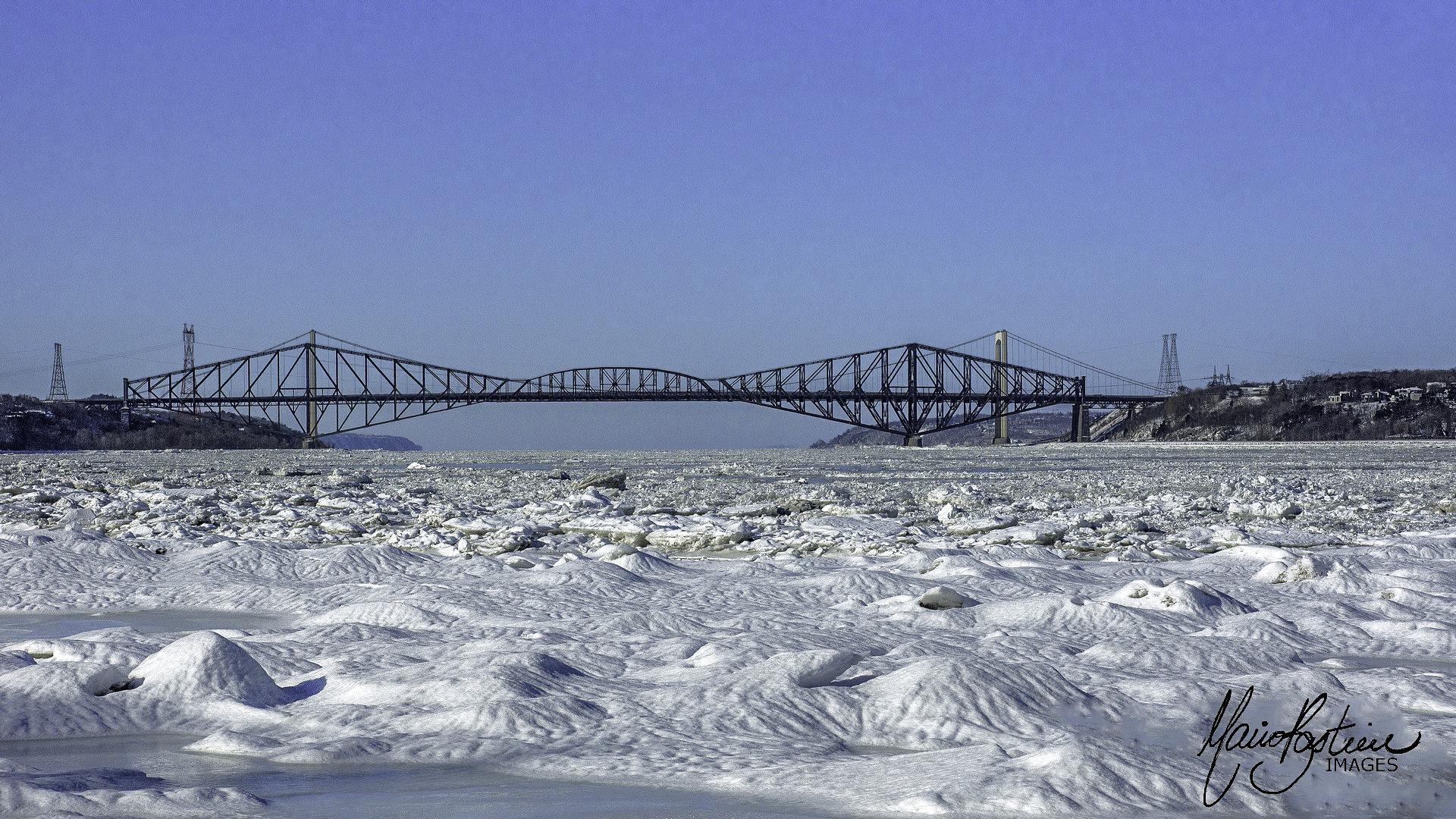 Ponts de Glace...