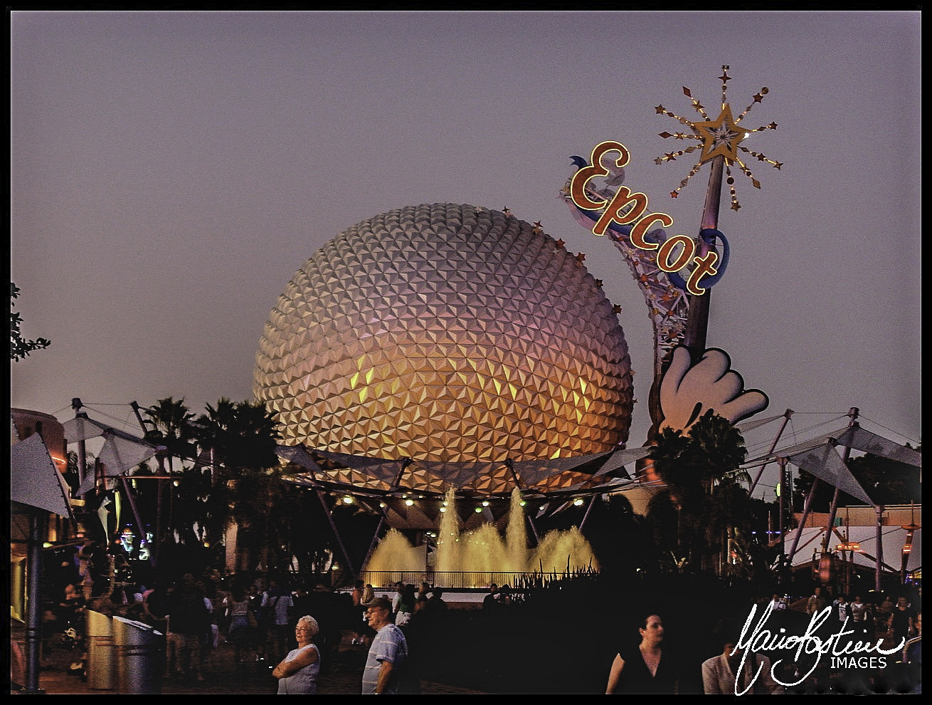 Epcot Center , WDWorld