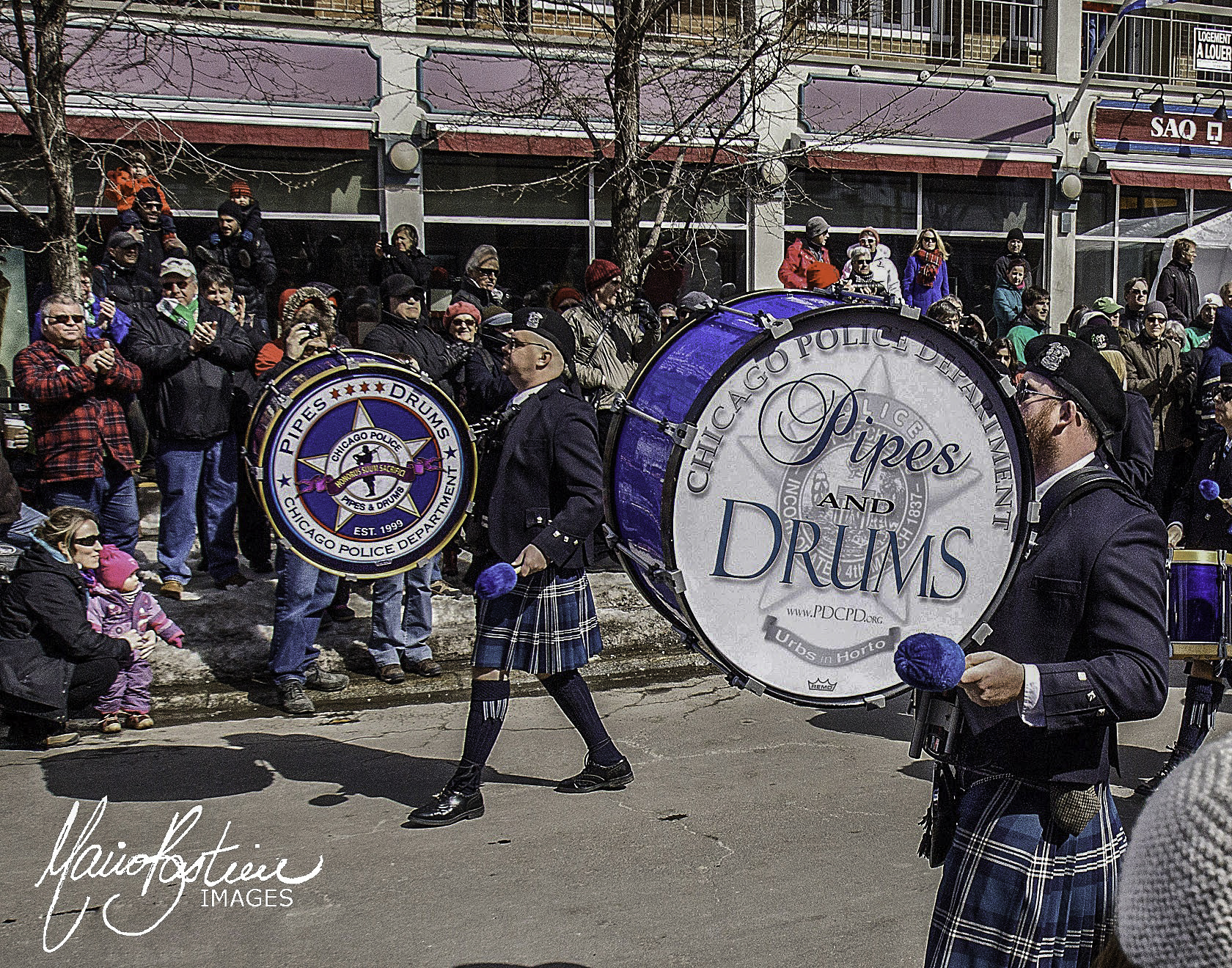 Pipes and Drums Chicago