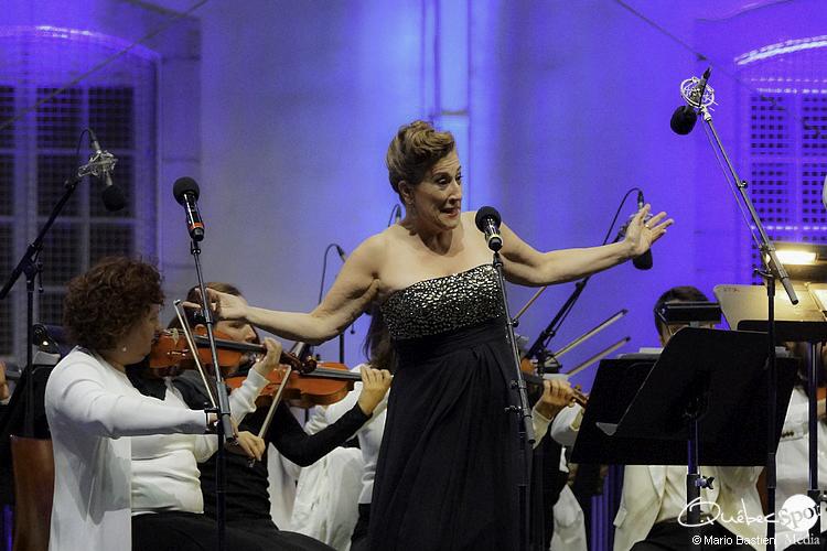 Lyne Fortin , Soprano