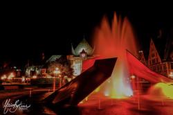 Fontaine de la Gare