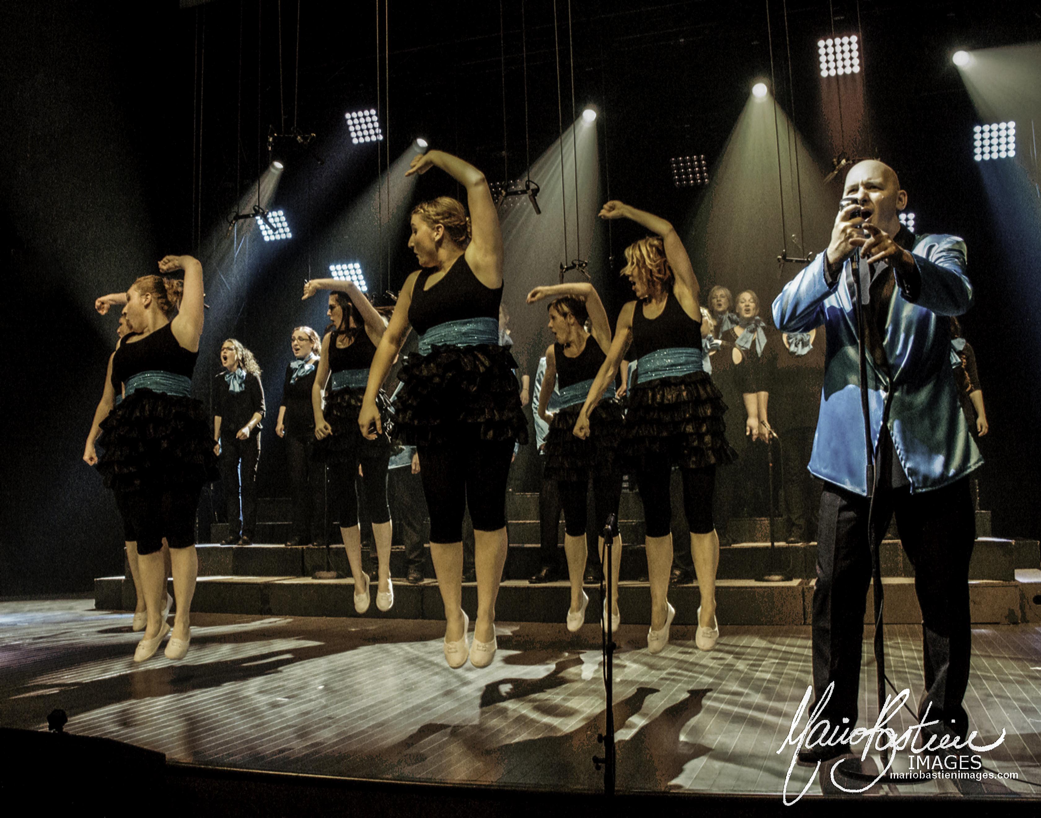 Groupe Vocal , Les Harmoniques