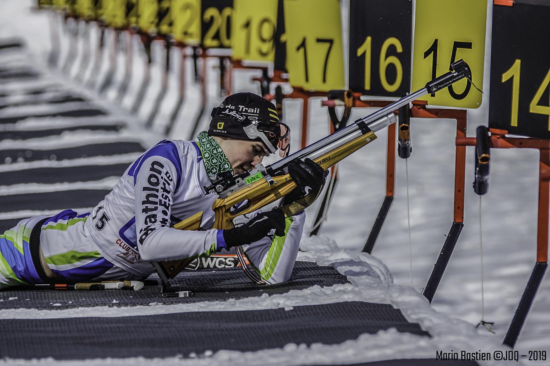 Biathlon(Jeux Du Québec)