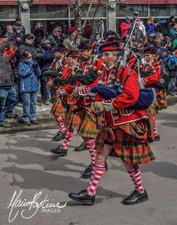 Défilé St-Patrick