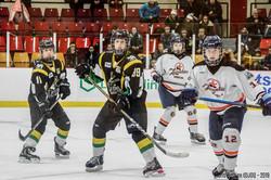 Hockey Féminin (Jeux Du Québec)