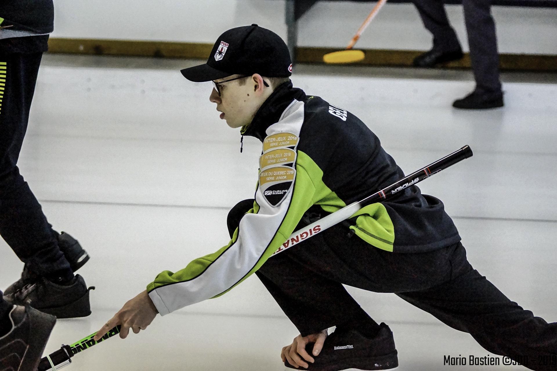 Curling (Jeux Du Québec )