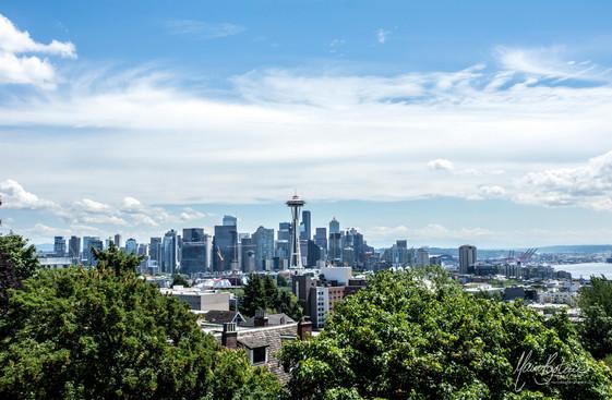 Seattle du Kerry Park