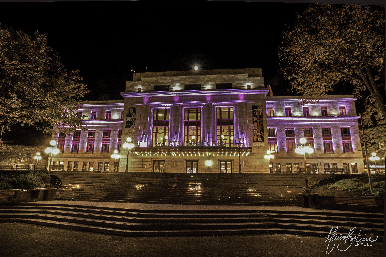 Le Palais Montcalm