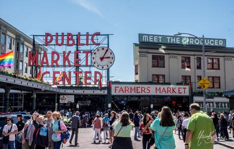 Le Pike Place Market