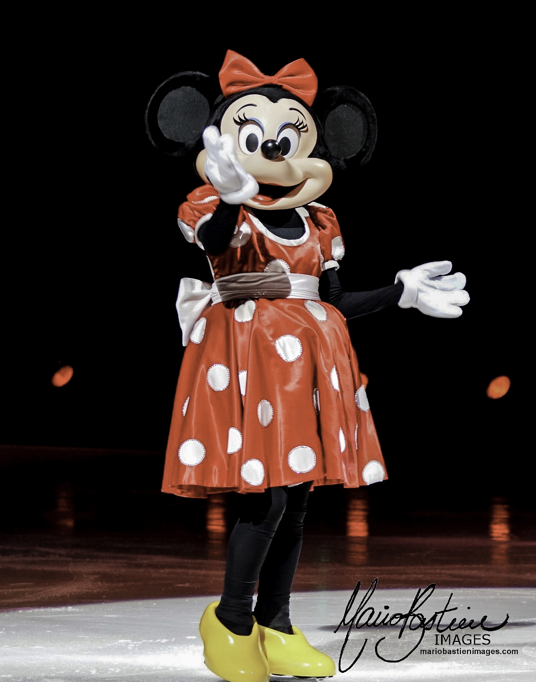 Minnie , Disney on Ice