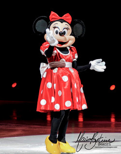 Minnie , Disney on Ice