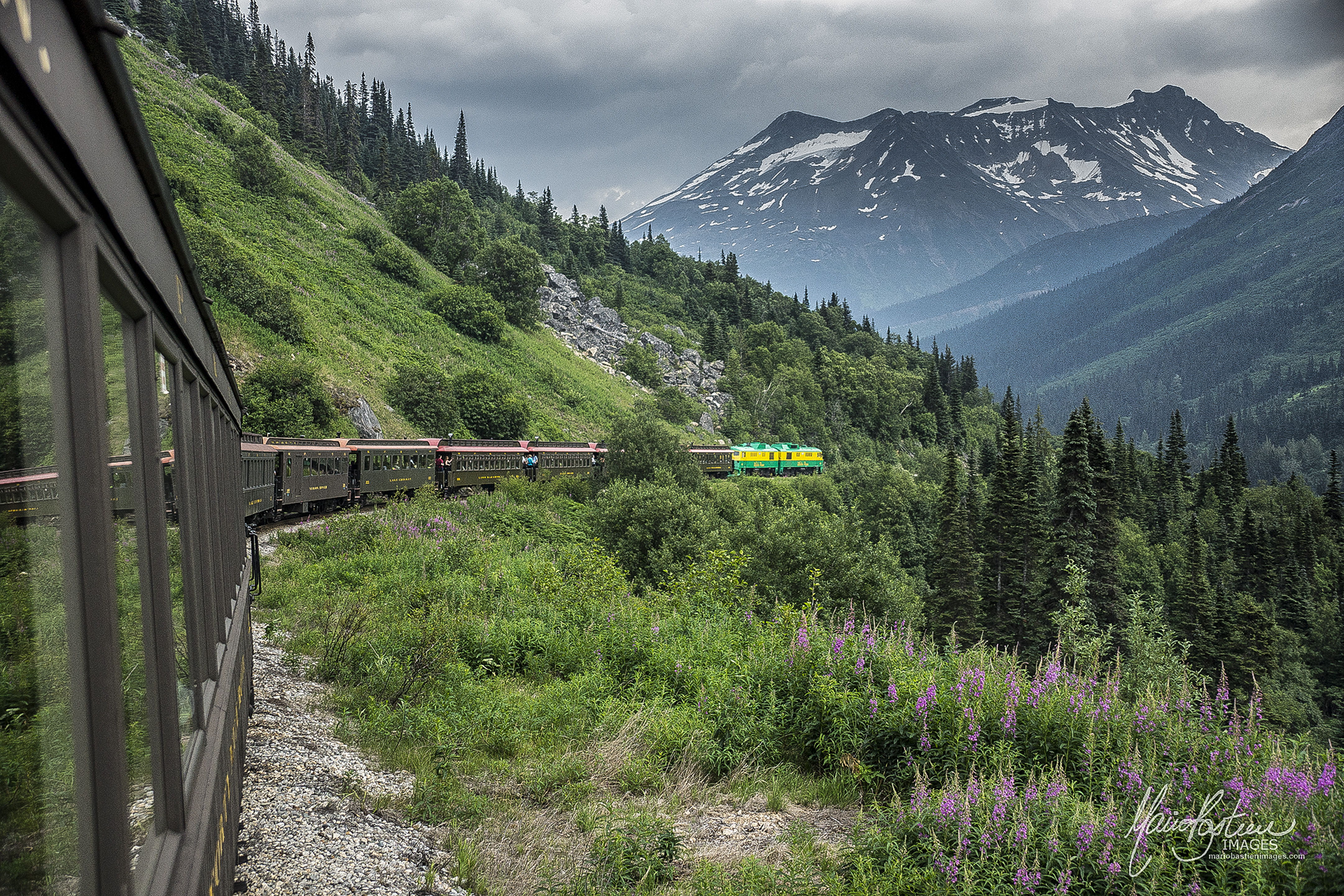 White Pass Railway