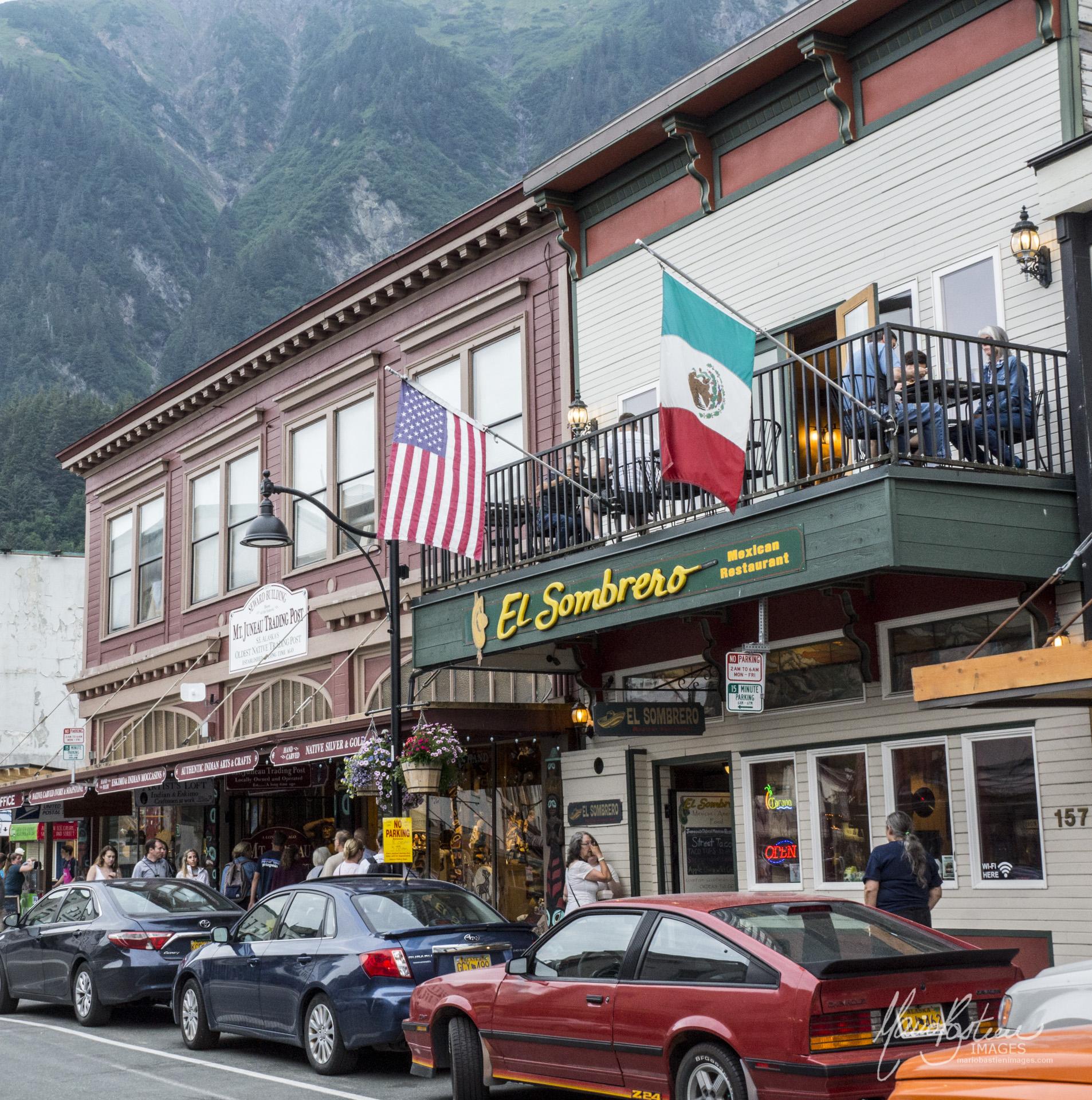 El Sombrero , Juneau