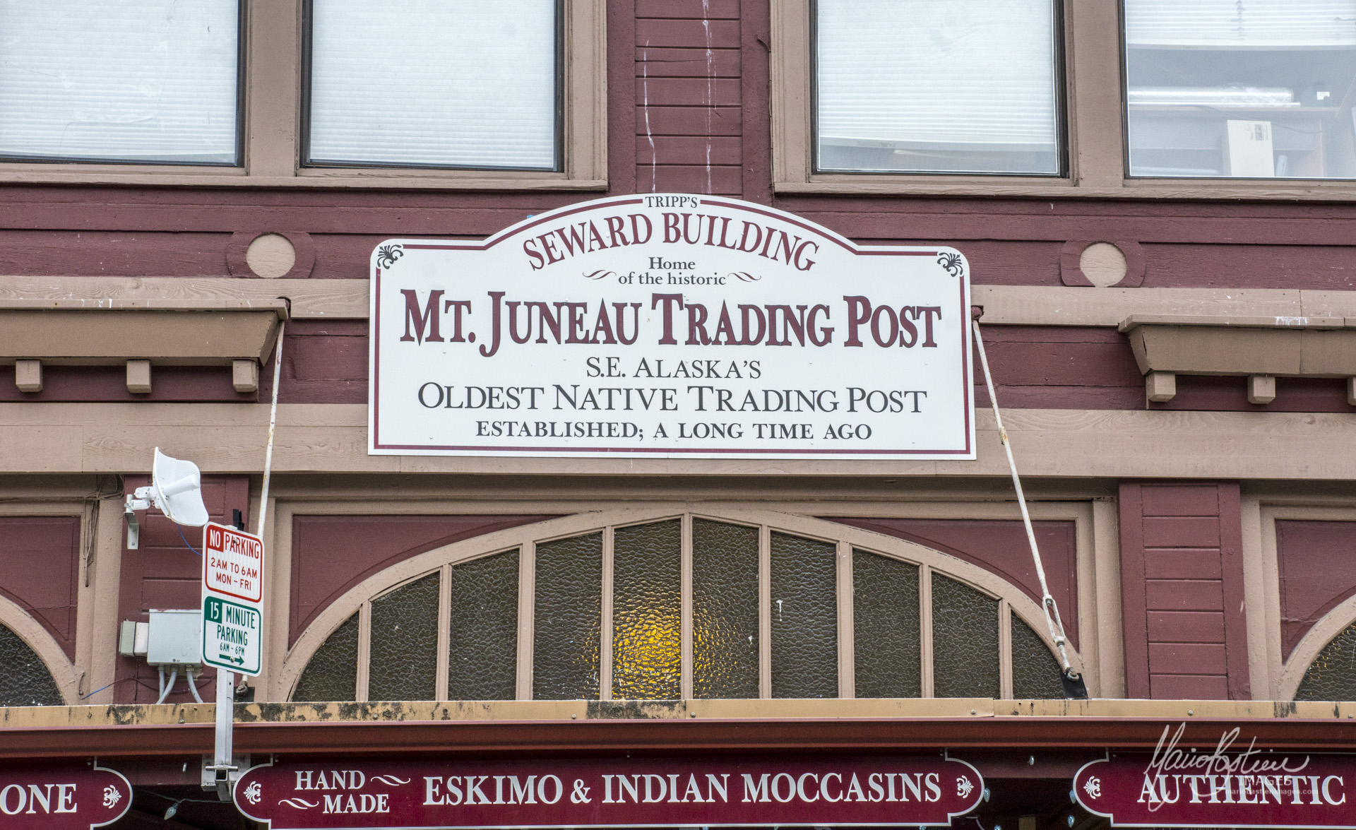 Trading Post , Juneau