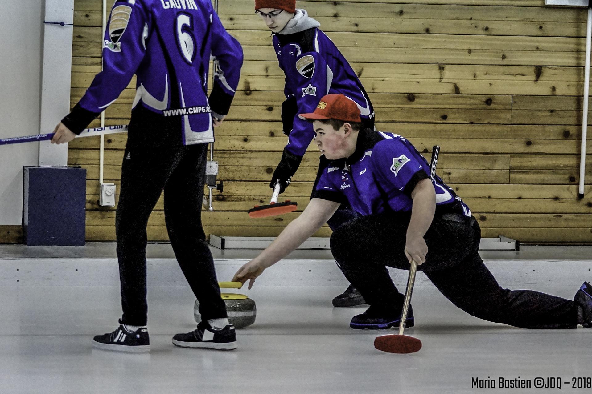 Curling (Jeux Du Québec)