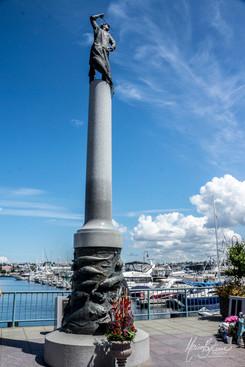 Mémorial des pêcheurs morts en mer