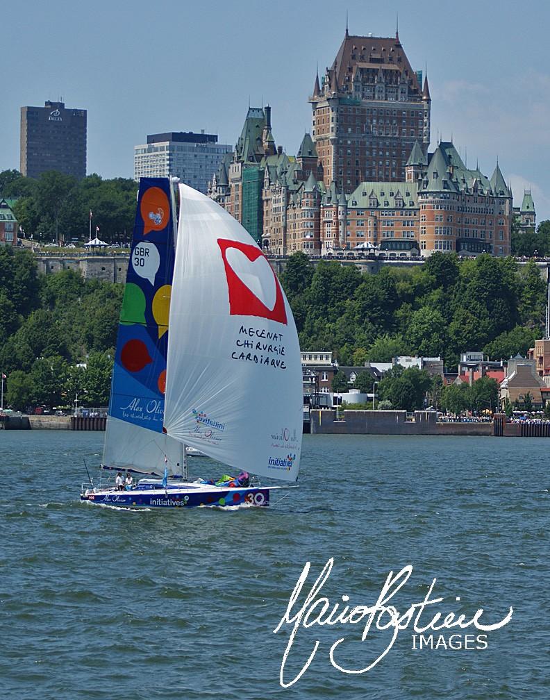 Québec-St-Malo 2012