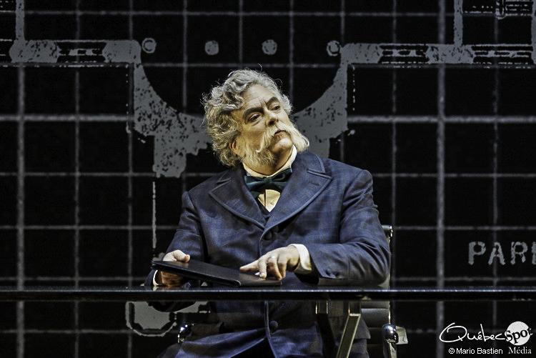 Opéra Louis Riel