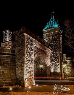 Porte St-Louis , Québec