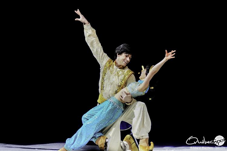 Jasmine et Aladin