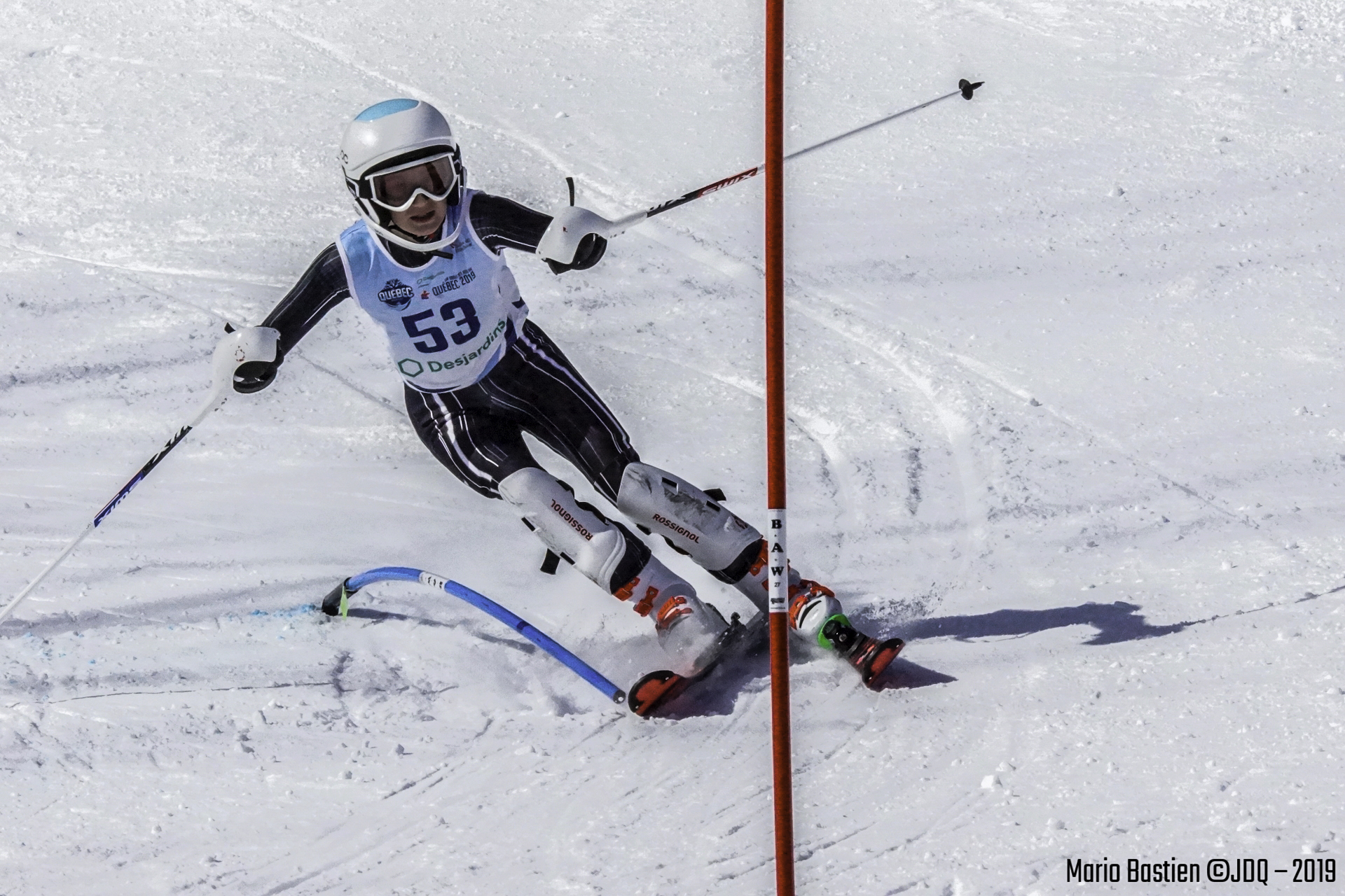 Slalom (Jeux Du Québec)