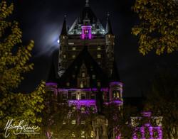 À Québec au clair de Lune
