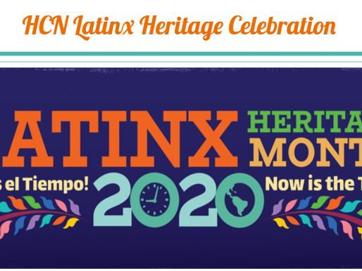 La Cultura Cura - Celebrating Latinx Heritage Month