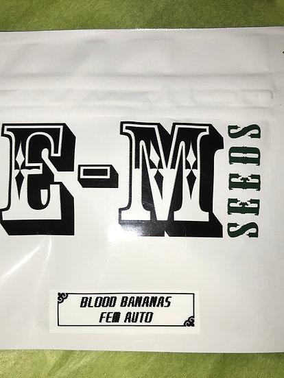 Blood Bananas