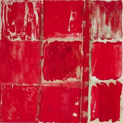 Ein rotes Pigment