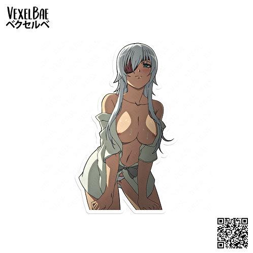 Hyakka Ryouran Samurai Girls - Yagyuu Gisen v5