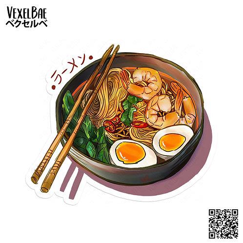 VexelBae - Ramen Bowl