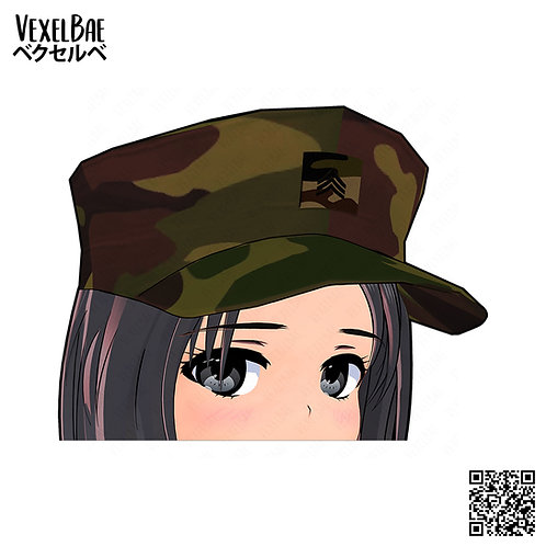 VexelBae - Sgt. Senpai (Army) v1