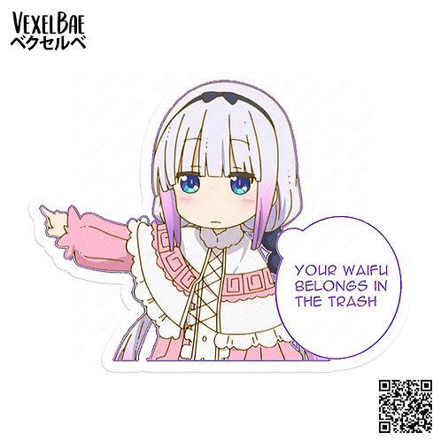 VexelBae - Your Waifu is Trash