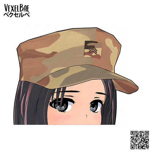 VexelBae - Sgt. Senpai (Army) v2