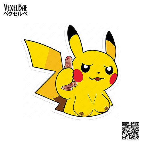 Pokemon - Pikachu oh yeah v3