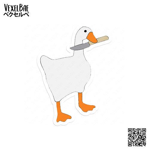 Untitled Goose Game - Knife