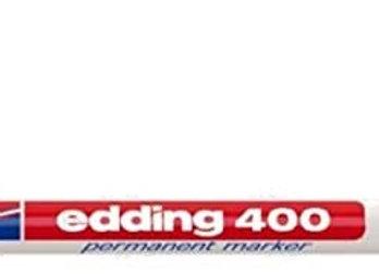Edding 400 Marcador permanente VERDE - punta1mm