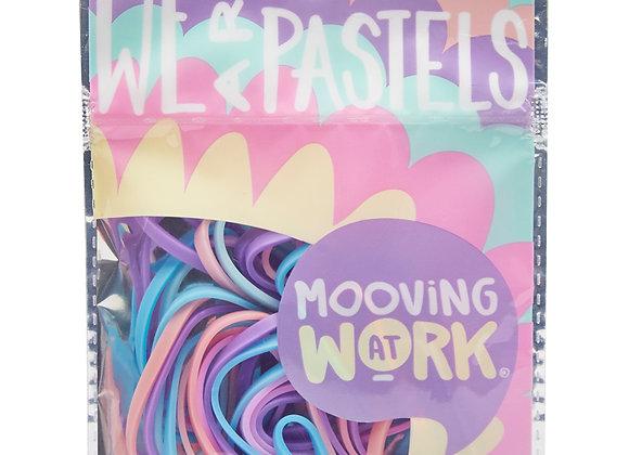 Pastel bandistas elásticas   - Mooving