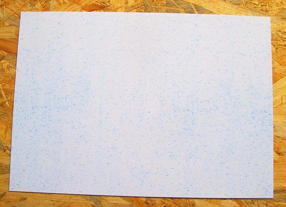 Papel Pelitos Celeste  176gr A4 x hoja