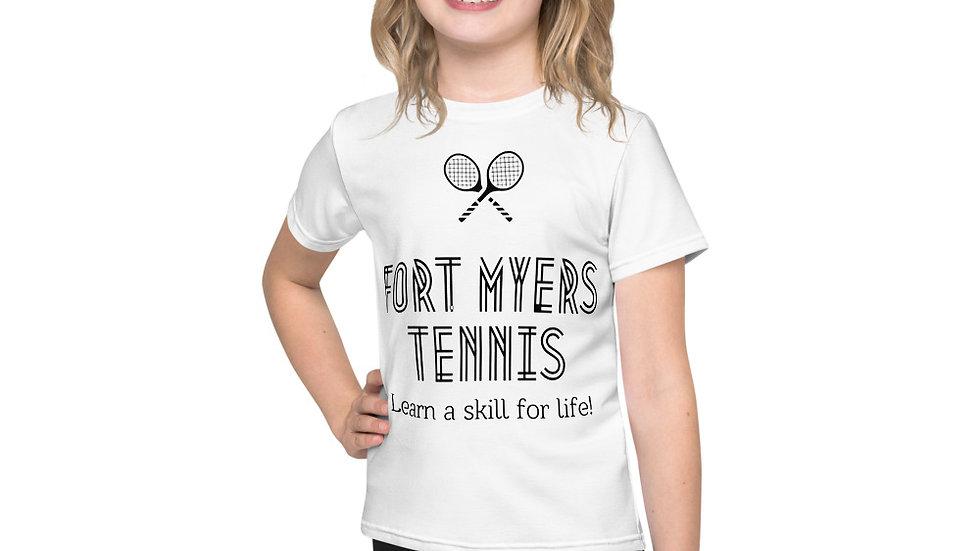 Kids Original Logo Dri Fit T shirt