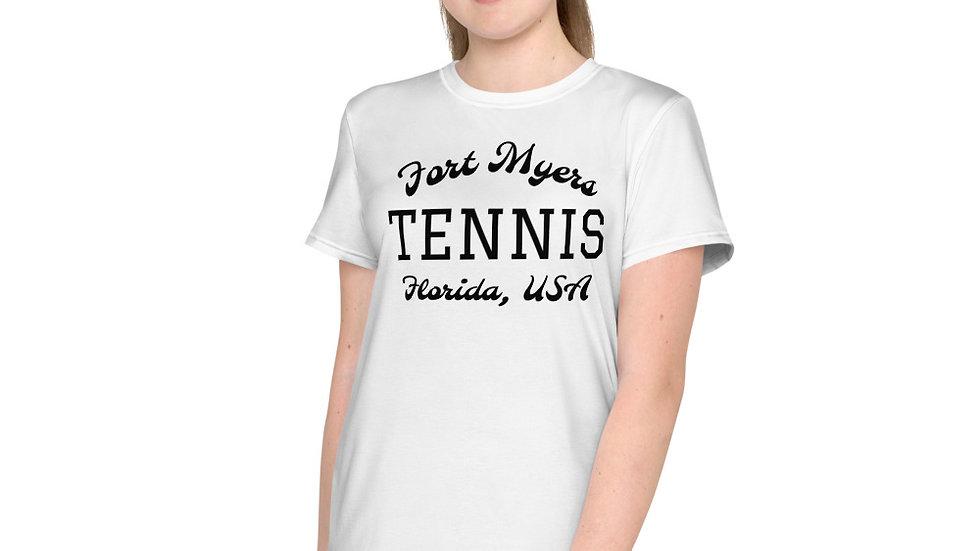 Youth Dri-Fit Tennis Florida T-Shirt