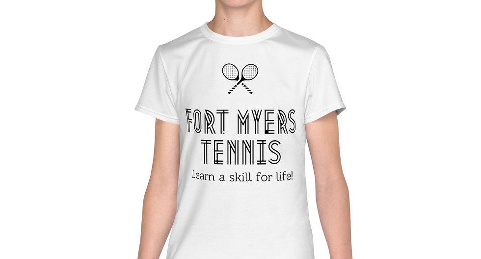 Youth Original Fort Myers Tennis Dri-Fit T-Shirt