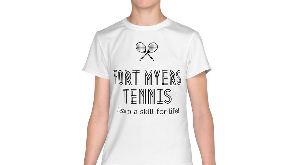 Youth Original Fort Myers Tennis Dri-Fit T-Shirt